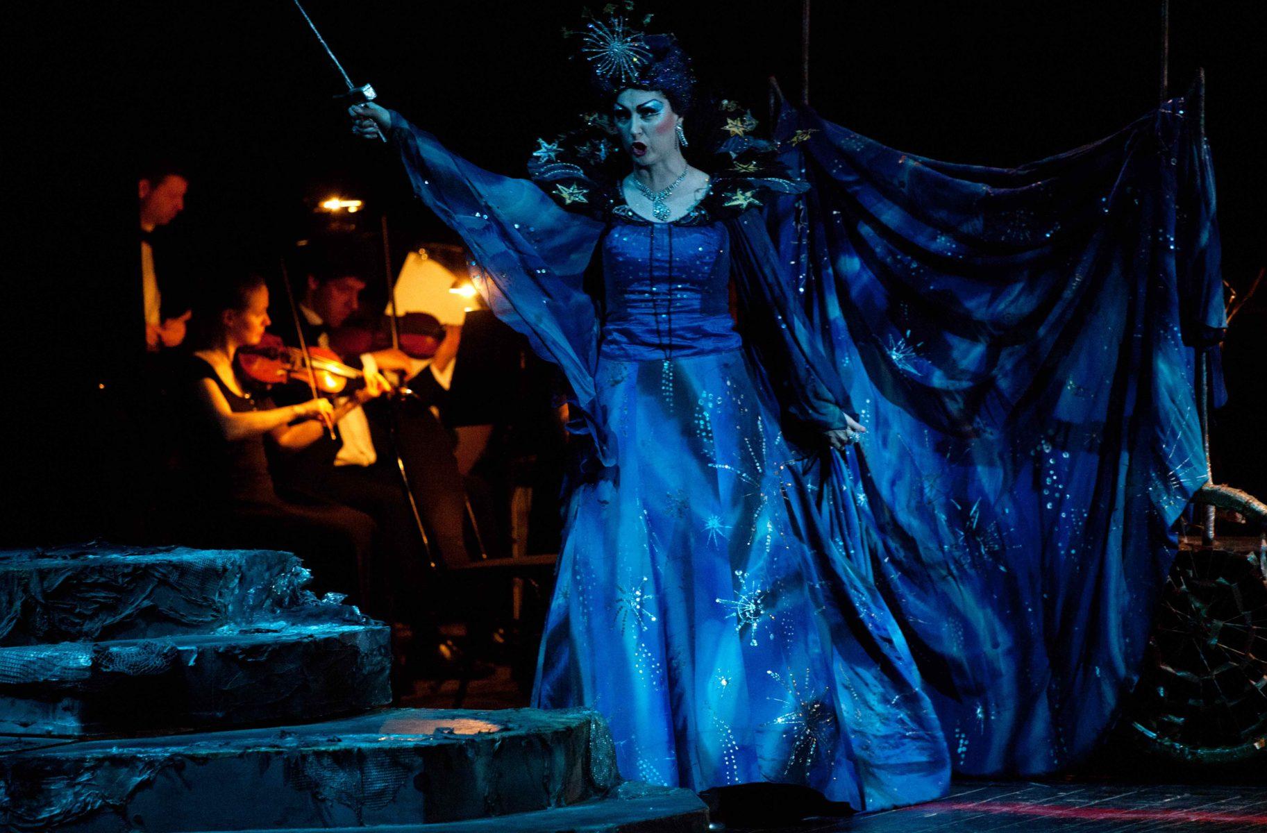 Опера «Волшебная флейта» в Театре им. Н. И. Сац – события на сайте «Московские Сезоны»