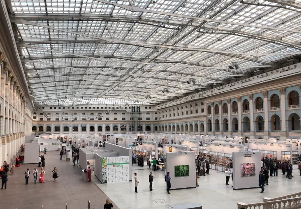 Выставка-конкурс «XXVII Российская неделя искусств» в Сокольниках – события на сайте «Московские Сезоны»