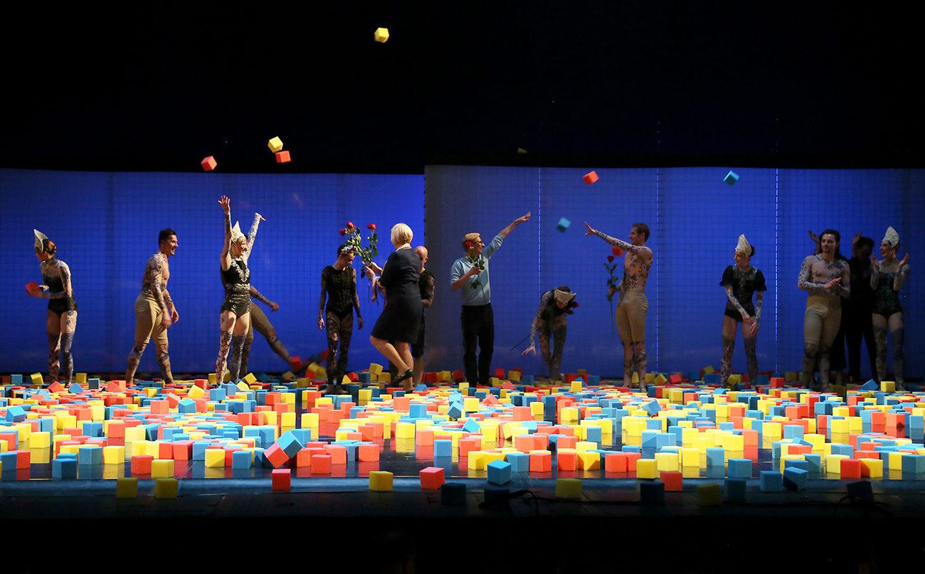 Балет «Шут» в Театре им. Н. И. Сац – события на сайте «Московские Сезоны»