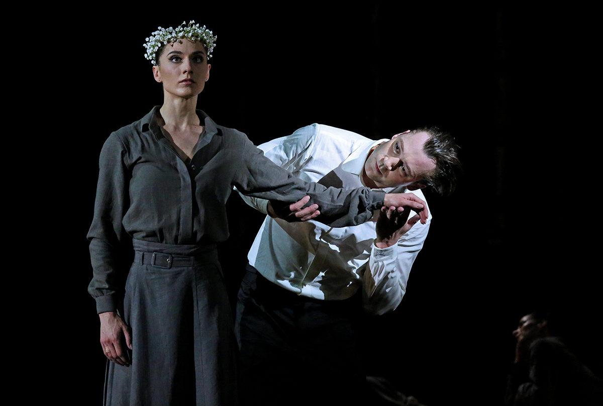 Балет «Свадебка» в Театре им. Н. И. Сац – события на сайте «Московские Сезоны»