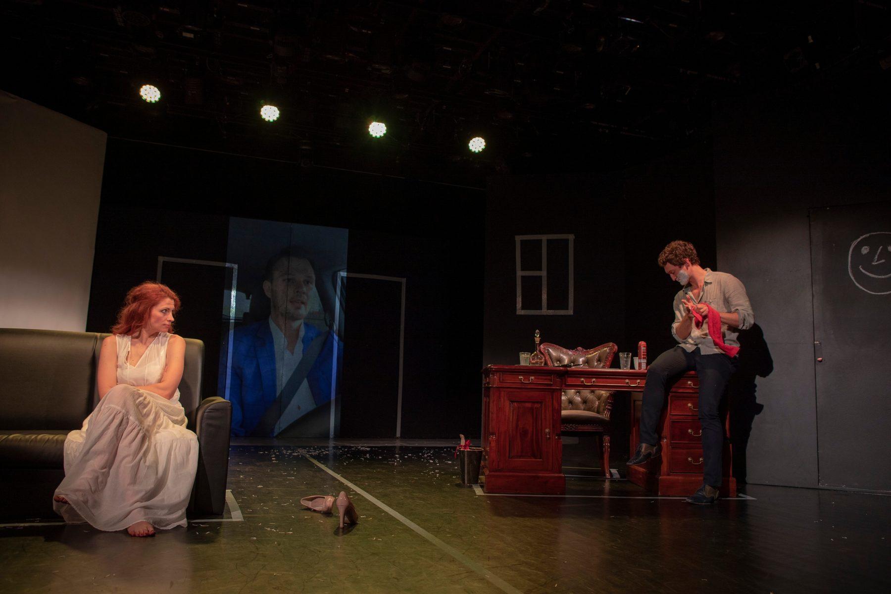 Спектакль «Не Анна Каренина» в театре «АпАРТе» – события на сайте «Московские Сезоны»