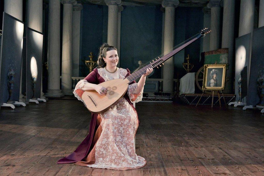 Концерт «Салон Екатерины Великой» – события на сайте «Московские Сезоны»