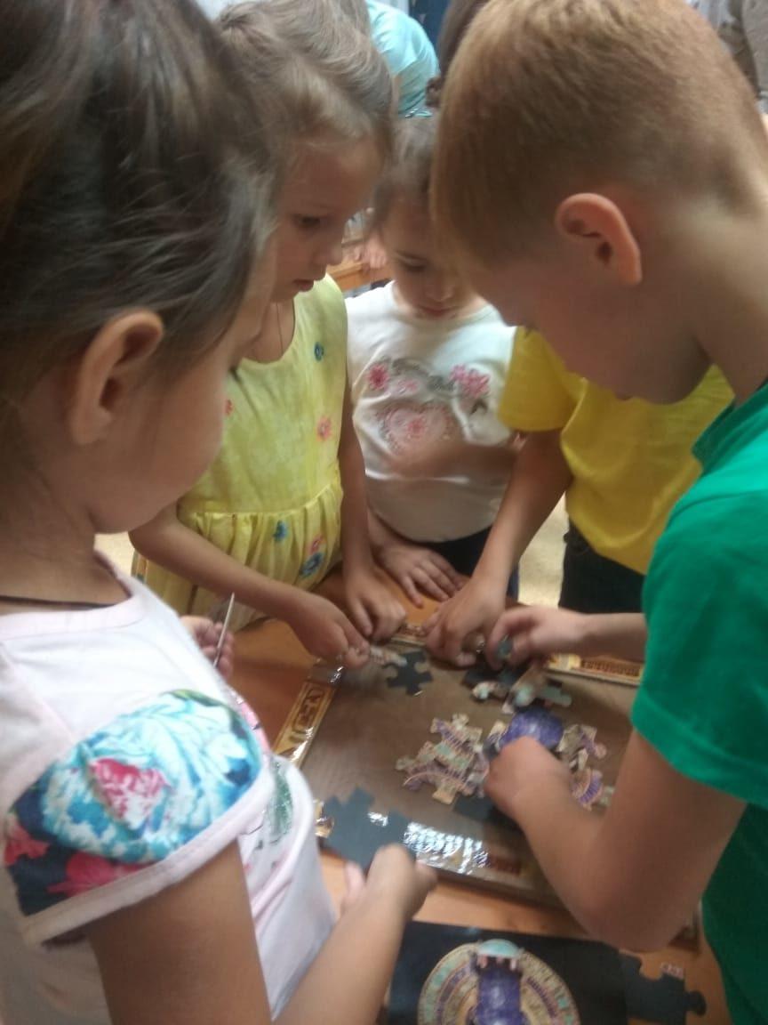 Интерактив для детей «Путешествия в стране пирамид»  в КЦ «Новый Акрополь» – события на сайте «Московские Сезоны»
