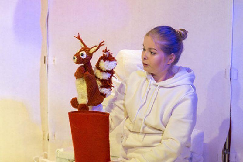 Спектакль «Первый снег» в КЦ «Вдохновение» – события на сайте «Московские Сезоны»