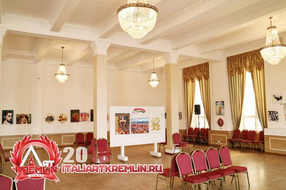 Выставка Italiart Kremlin 2019 – события на сайте «Московские Сезоны»