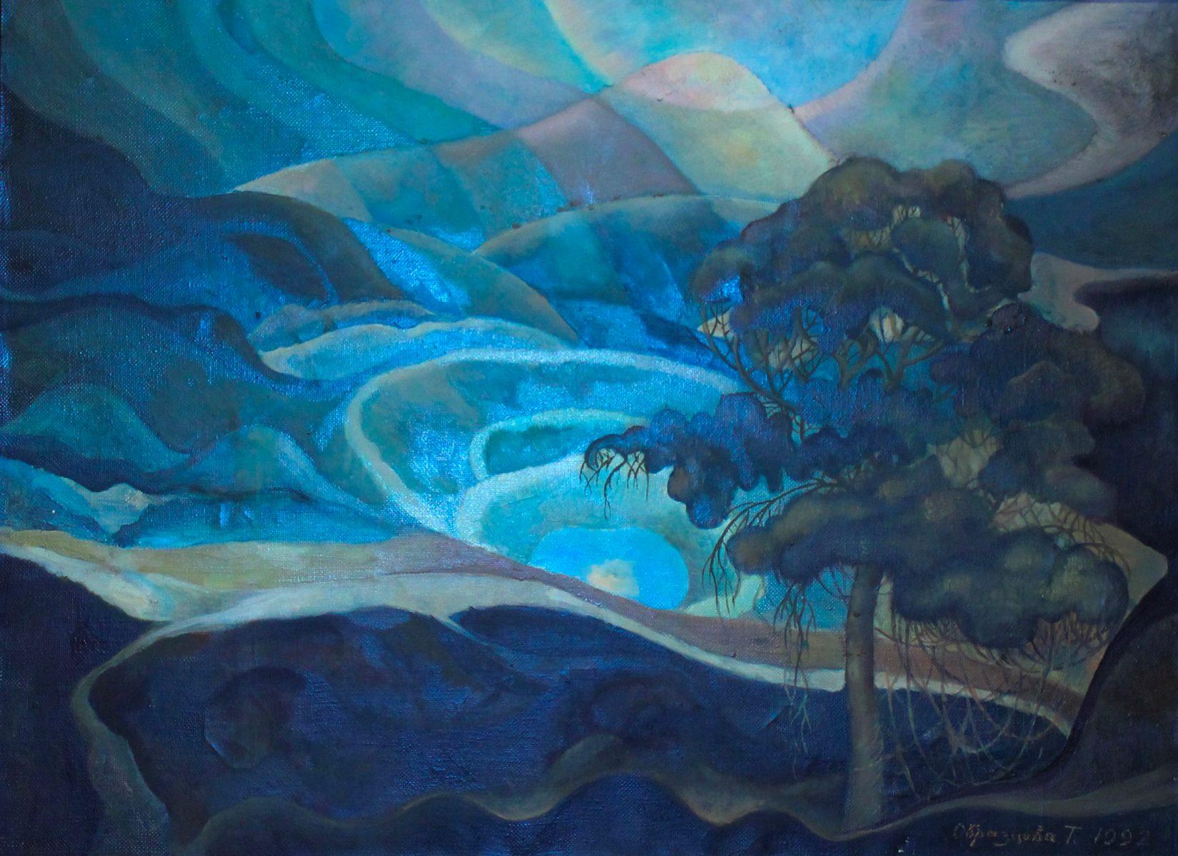 Выставка «Тайна природы» в Галерее искусств Зураба Церетели – события на сайте «Московские Сезоны»