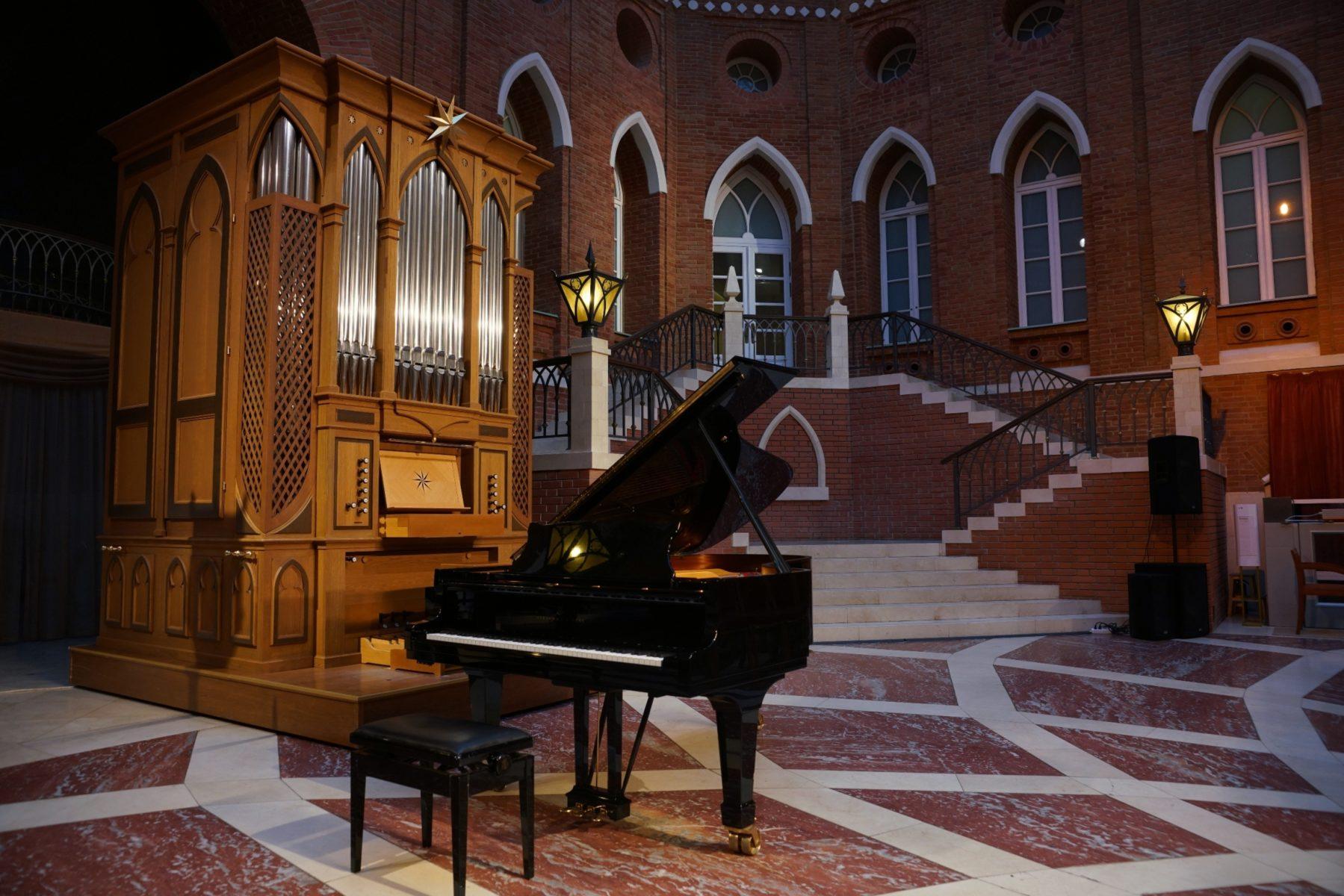 Концерт «Магия органа» в музее-заповеднике «Царицыно» – события на сайте «Московские Сезоны»