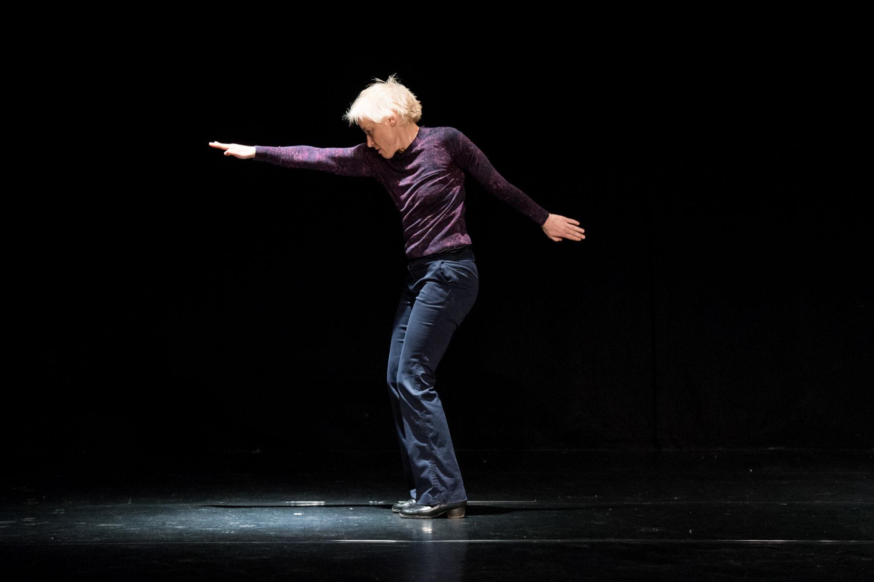 Программа «Соло Мег Стюарт» в Театрально-культурном центре имени Мейерхольда – события на сайте «Московские Сезоны»