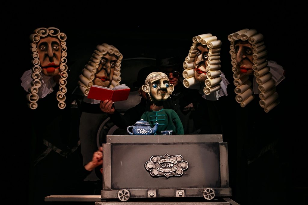 Спектакль «Левша» в Московском Губернском театре – события на сайте «Московские Сезоны»