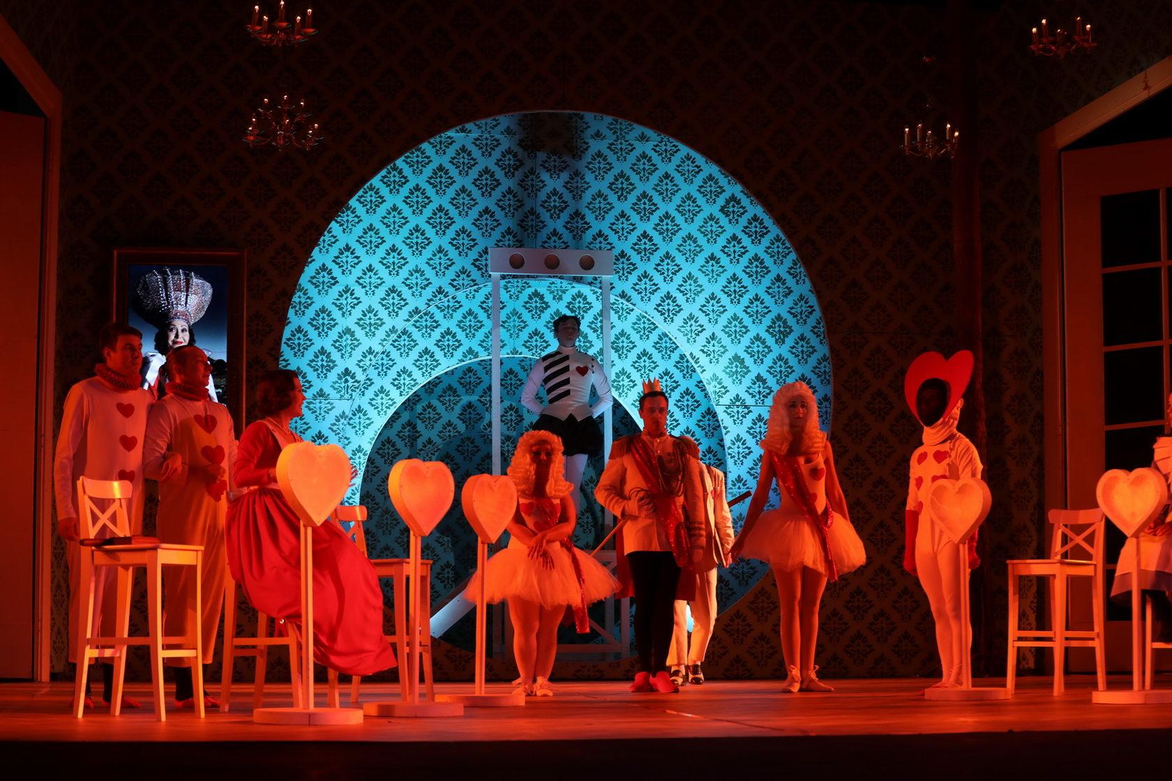 Спектакль «АлиССА» в Московском Губернском театре – события на сайте «Московские Сезоны»