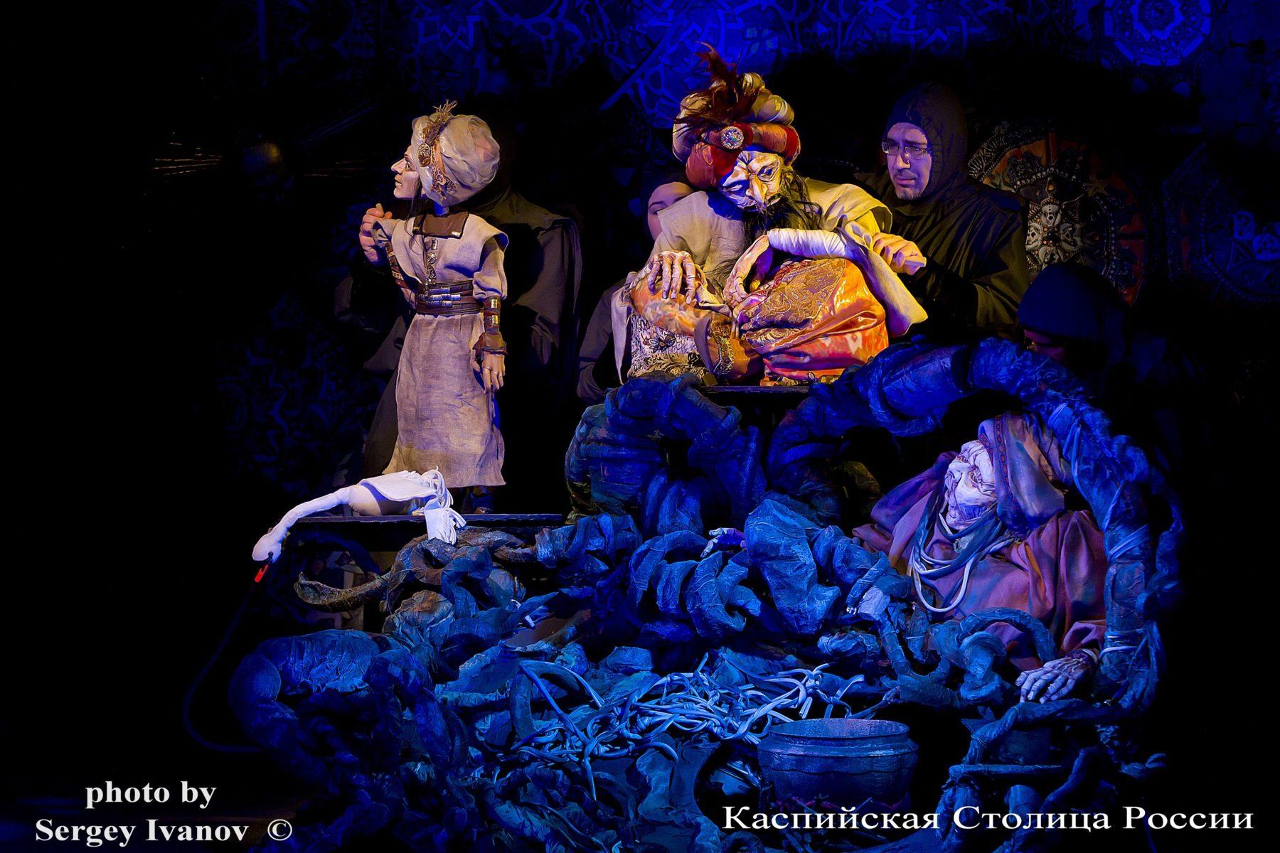 Спектакль «Тайна белого лотоса» в Московском Губернском театре – события на сайте «Московские Сезоны»