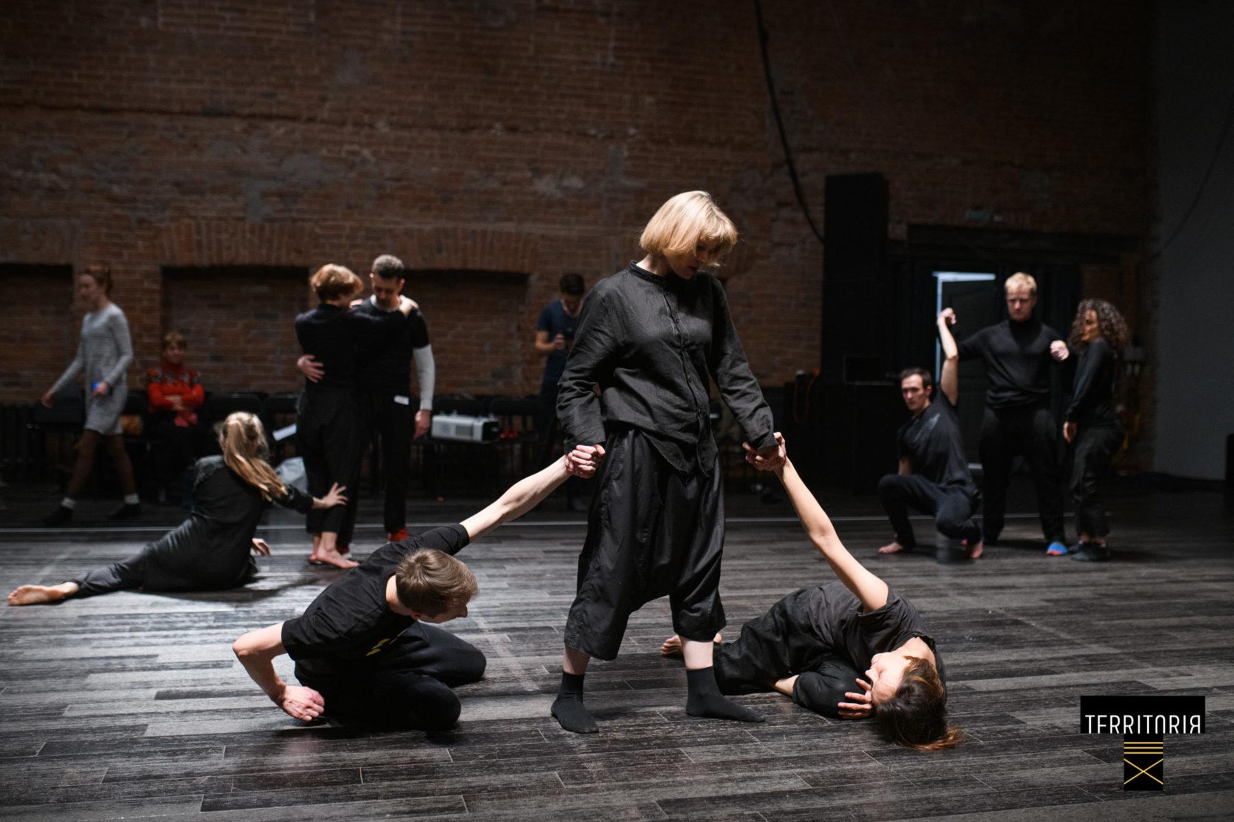 Спектакль «Закрой мне глаза» в Театре Наций – события на сайте «Московские Сезоны»