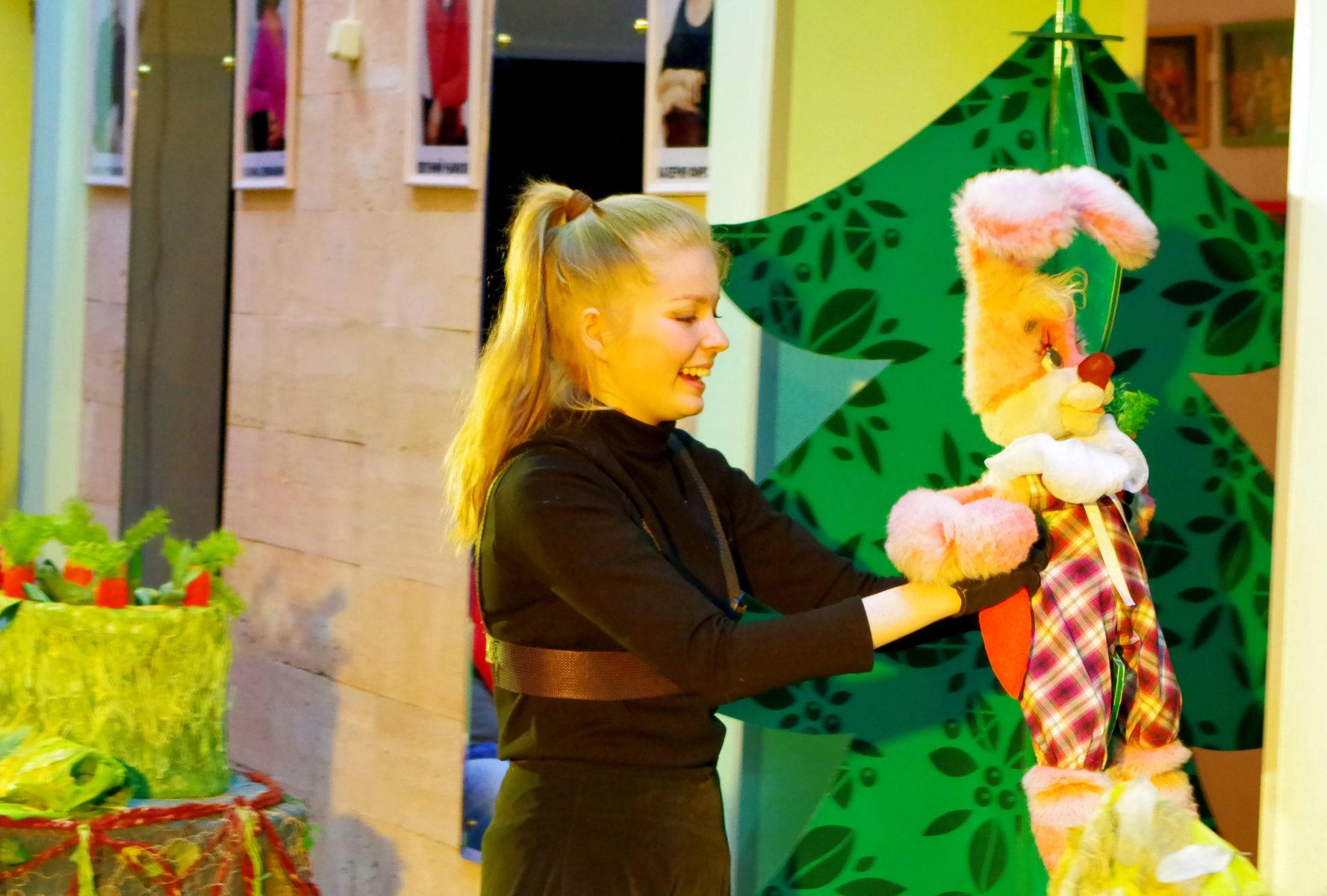 Спектакль «Колобок» в театре кукол «Жар-птица» – события на сайте «Московские Сезоны»