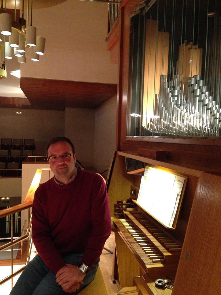 Концерт «Музыка соборов мира: Педро Альберто Санчес» – события на сайте «Московские Сезоны»