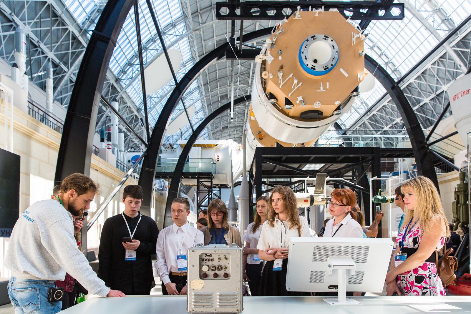 Выставка «Время и космос» на ВДНХ – события на сайте «Московские Сезоны»