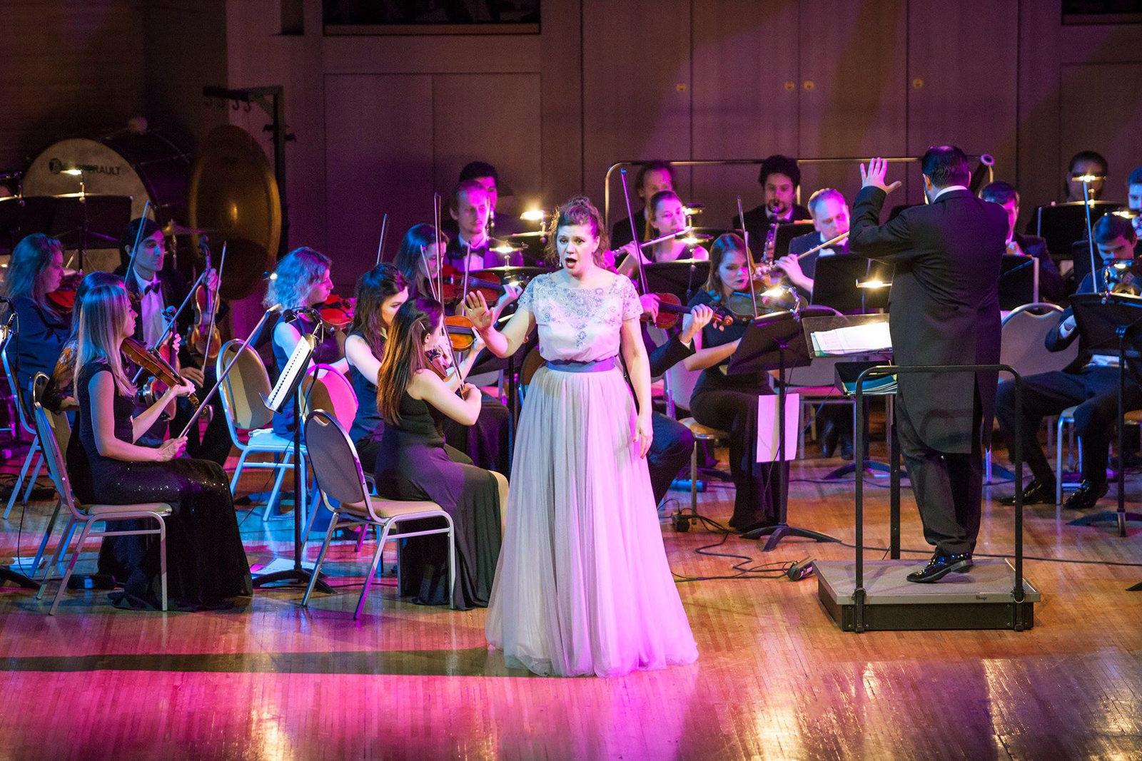 Концерт Ave Maria в Москонцерте на Пушечной – события на сайте «Московские Сезоны»