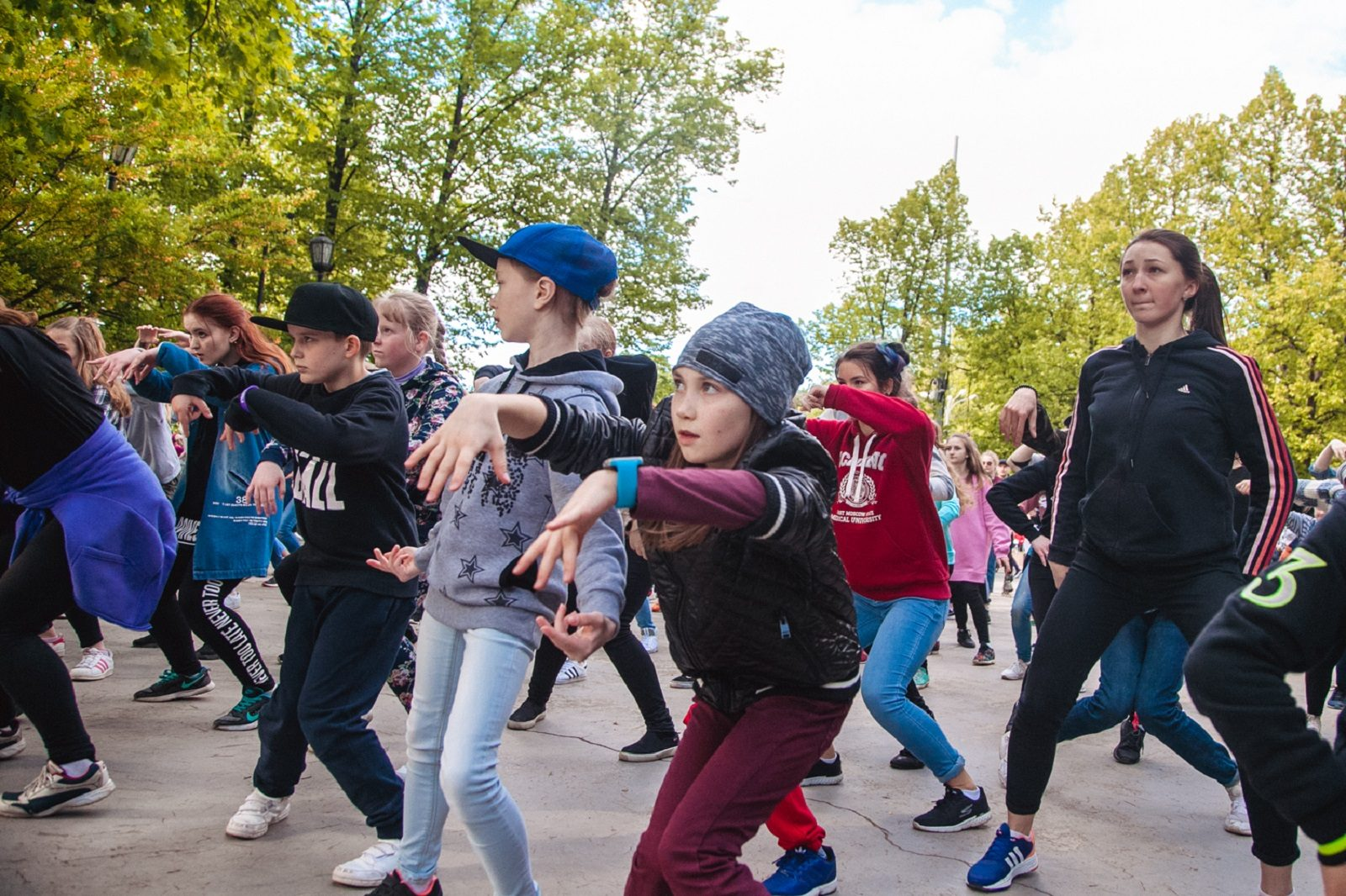Студия «Город танца» в парке «Сокольники» – события на сайте «Московские Сезоны»