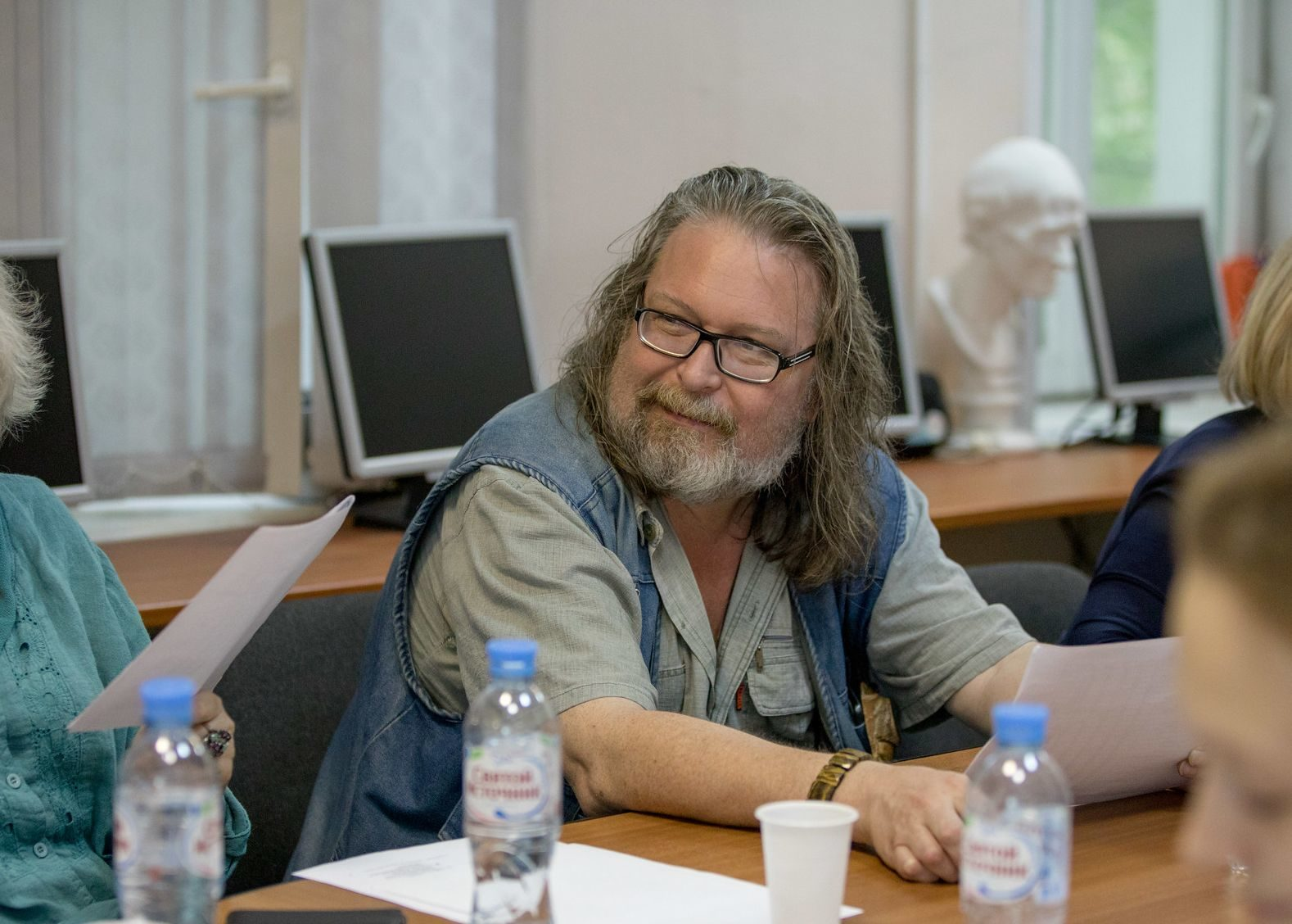 Мастер-класс «Наилучшие слова в наилучшем порядке» – события на сайте «Московские Сезоны»