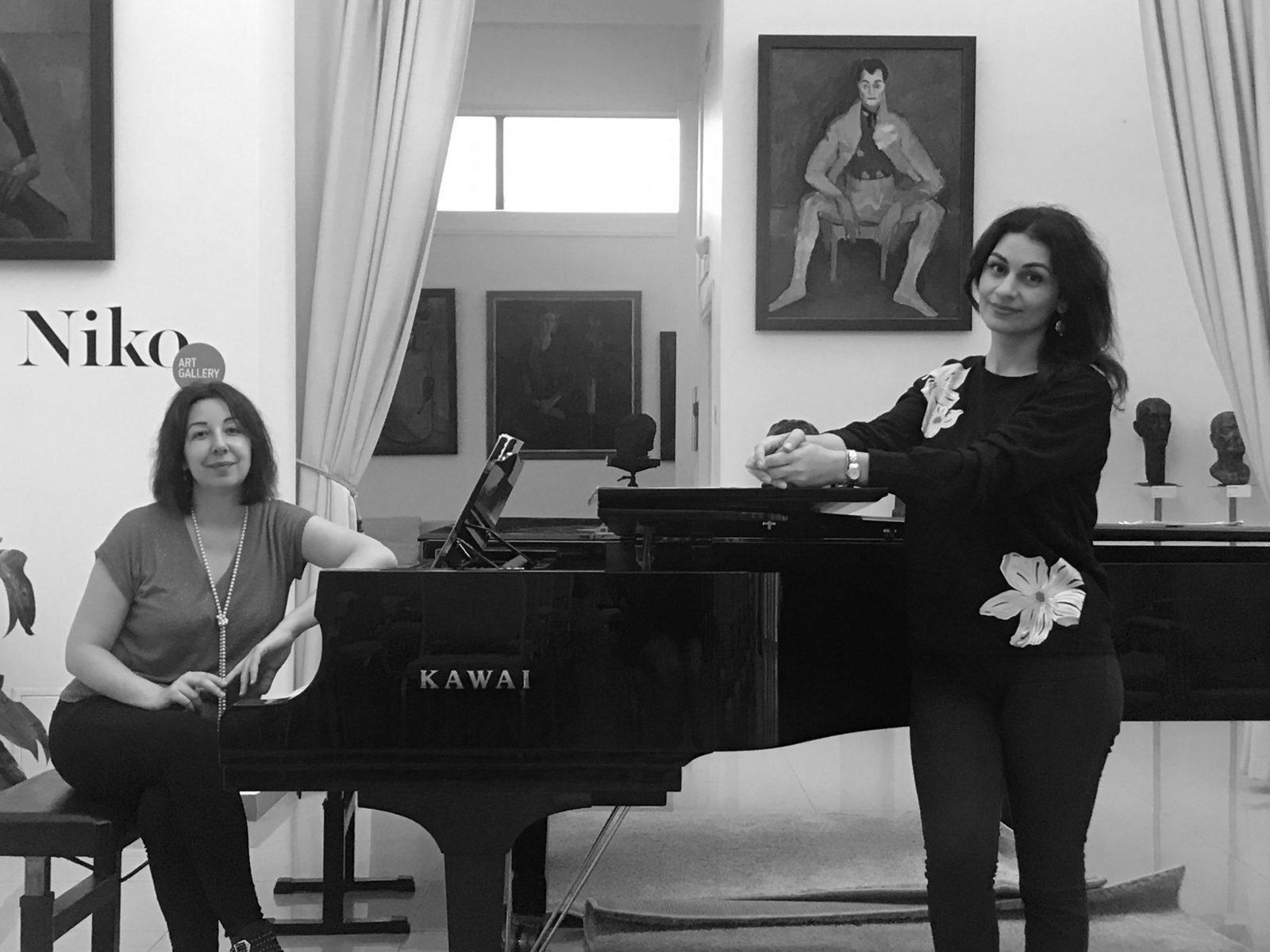 Концерт «Музыка камня» в галерее искусств НИКО – события на сайте «Московские Сезоны»