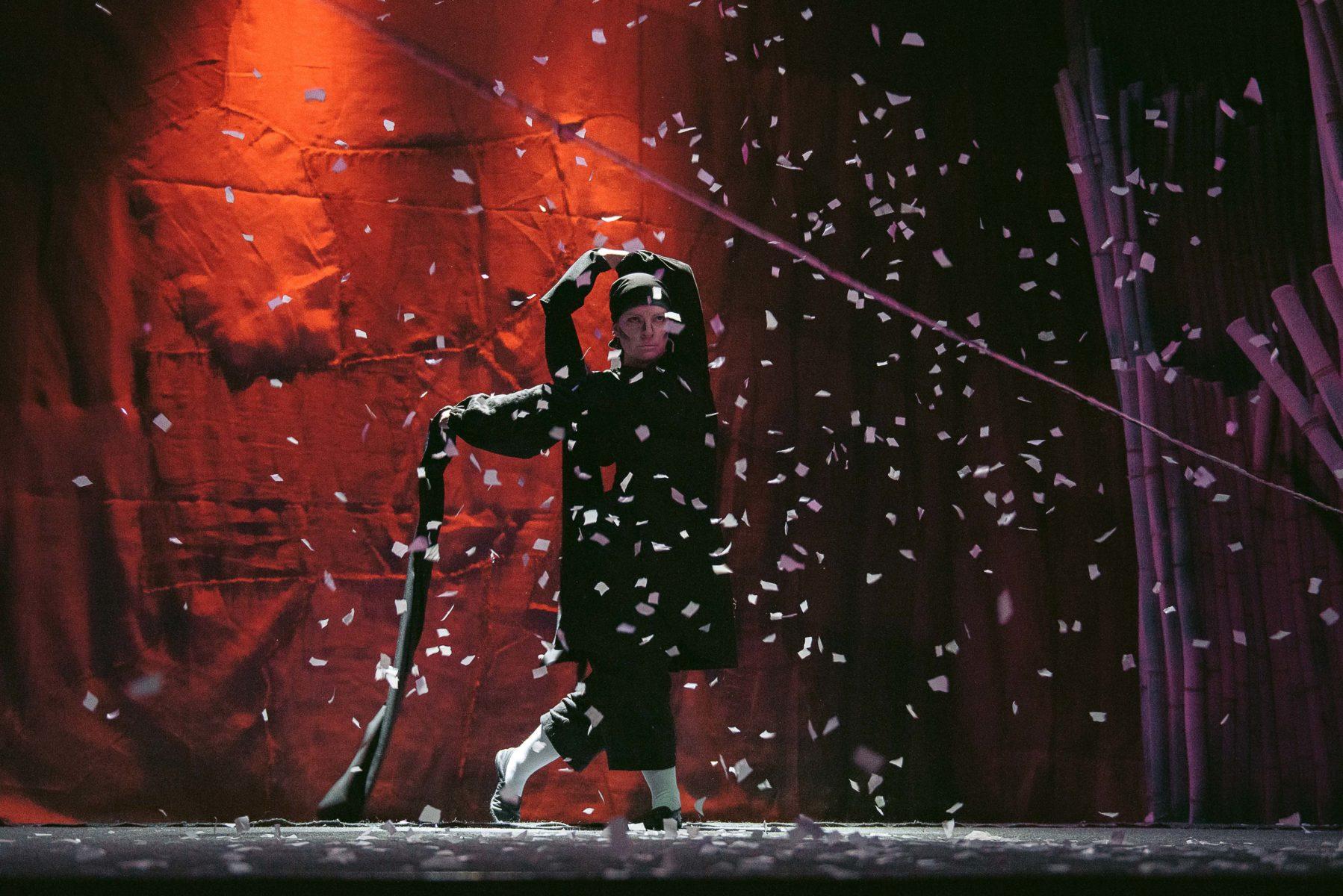 Спектакль «Журавлиные перья» в Московском Губернском театре – события на сайте «Московские Сезоны»