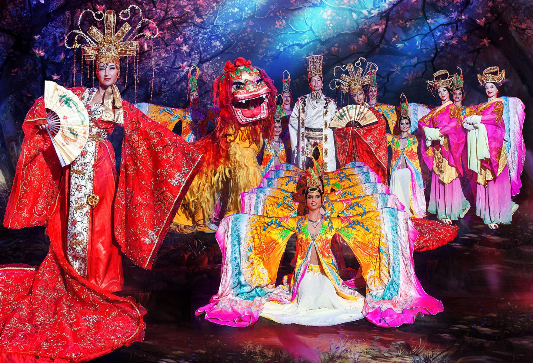 Шоу «Восток – Запад» в «Москонцерт Холле» – события на сайте «Московские Сезоны»