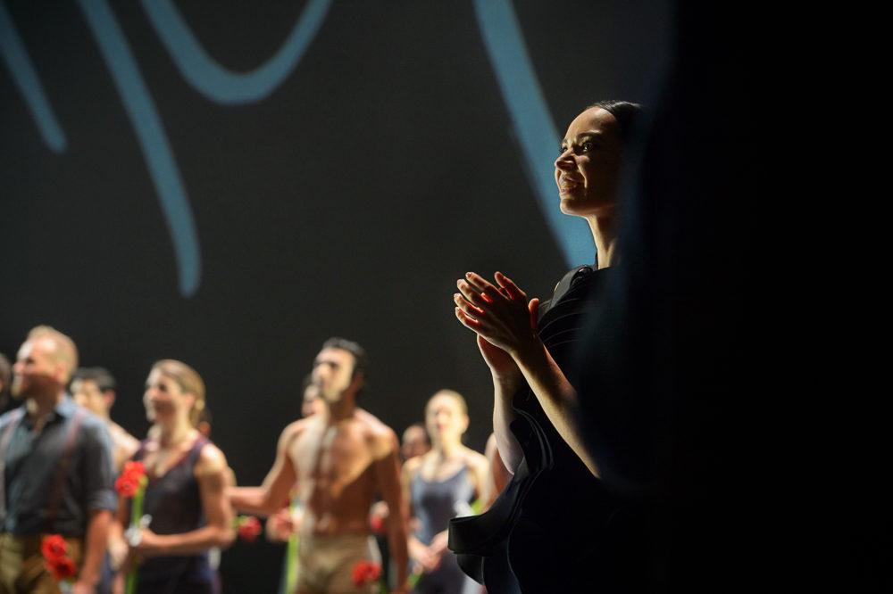 Представление работ финалистов фестивали Context. Diana Vishneva в в «Гоголь-центре» – события на сайте «Московские Сезоны»