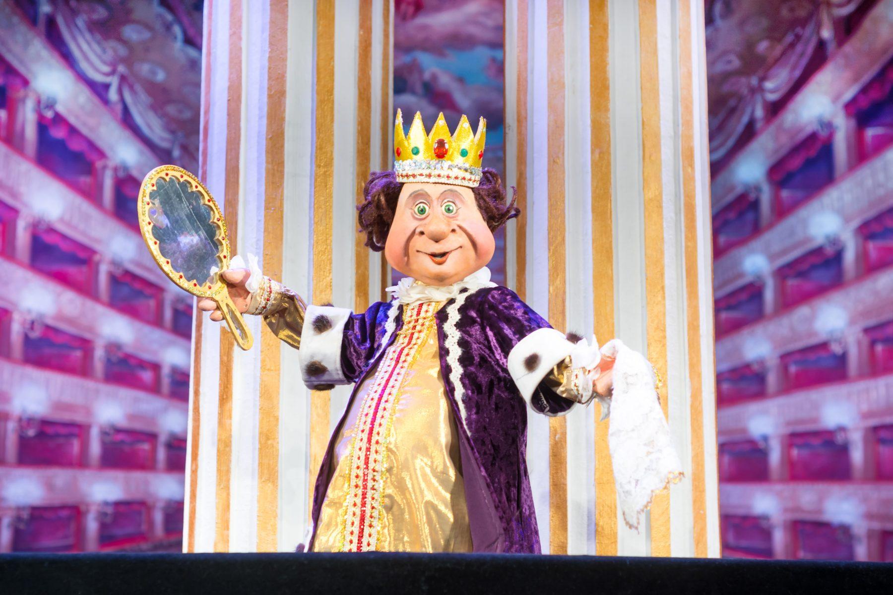 Спектакль «Королевство кривых зеркал» в Московском детском сказочном театре – события на сайте «Московские Сезоны»