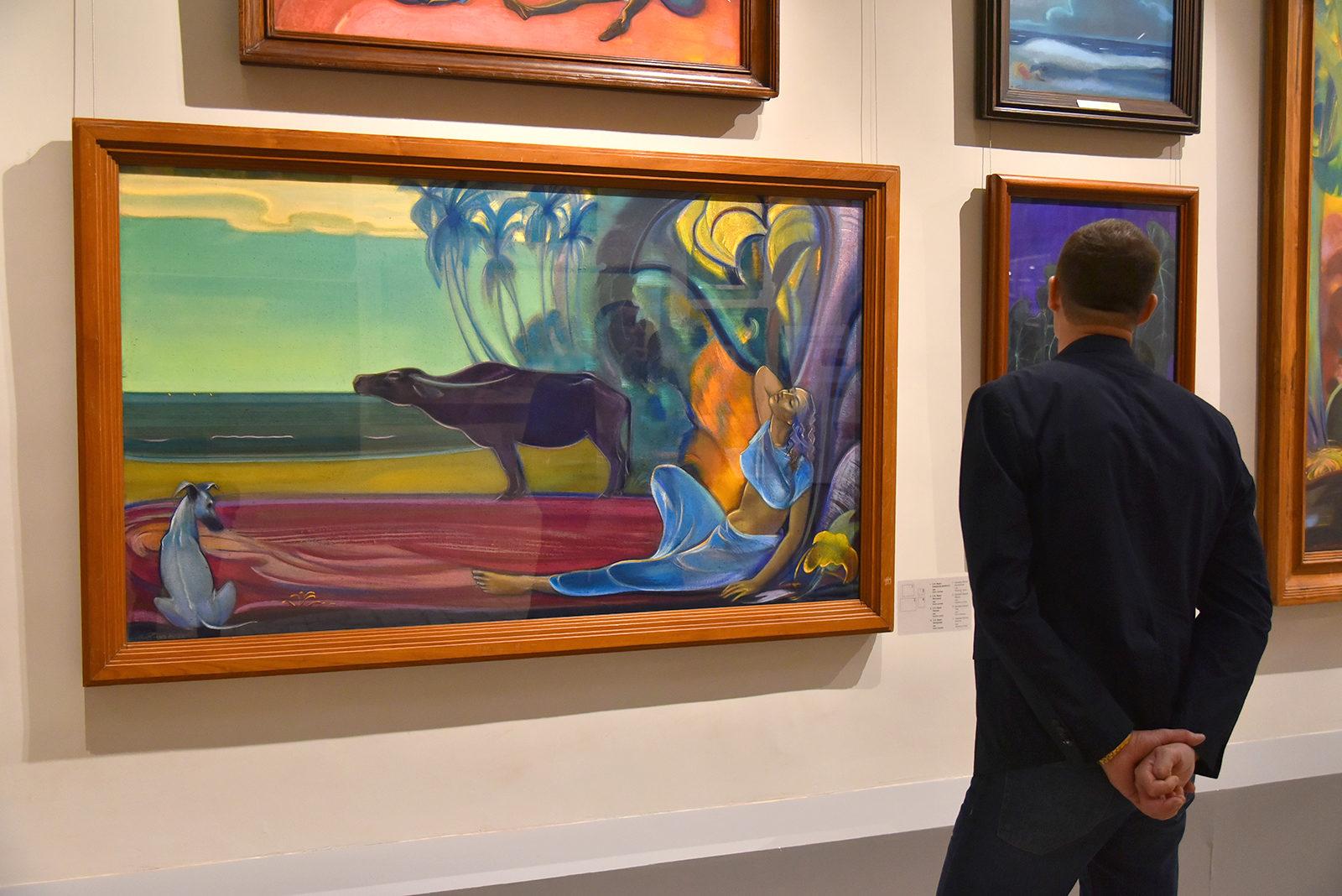 Экспозиция «Мемориальный кабинет Н.К. Рериха» в Музее Востока – события на сайте «Московские Сезоны»
