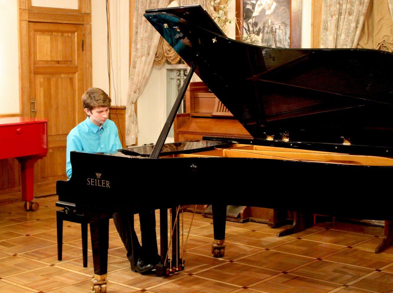 Концерт «Франц Шуберт – путешествие в ночи» в Музее Скрябина – события на сайте «Московские Сезоны»