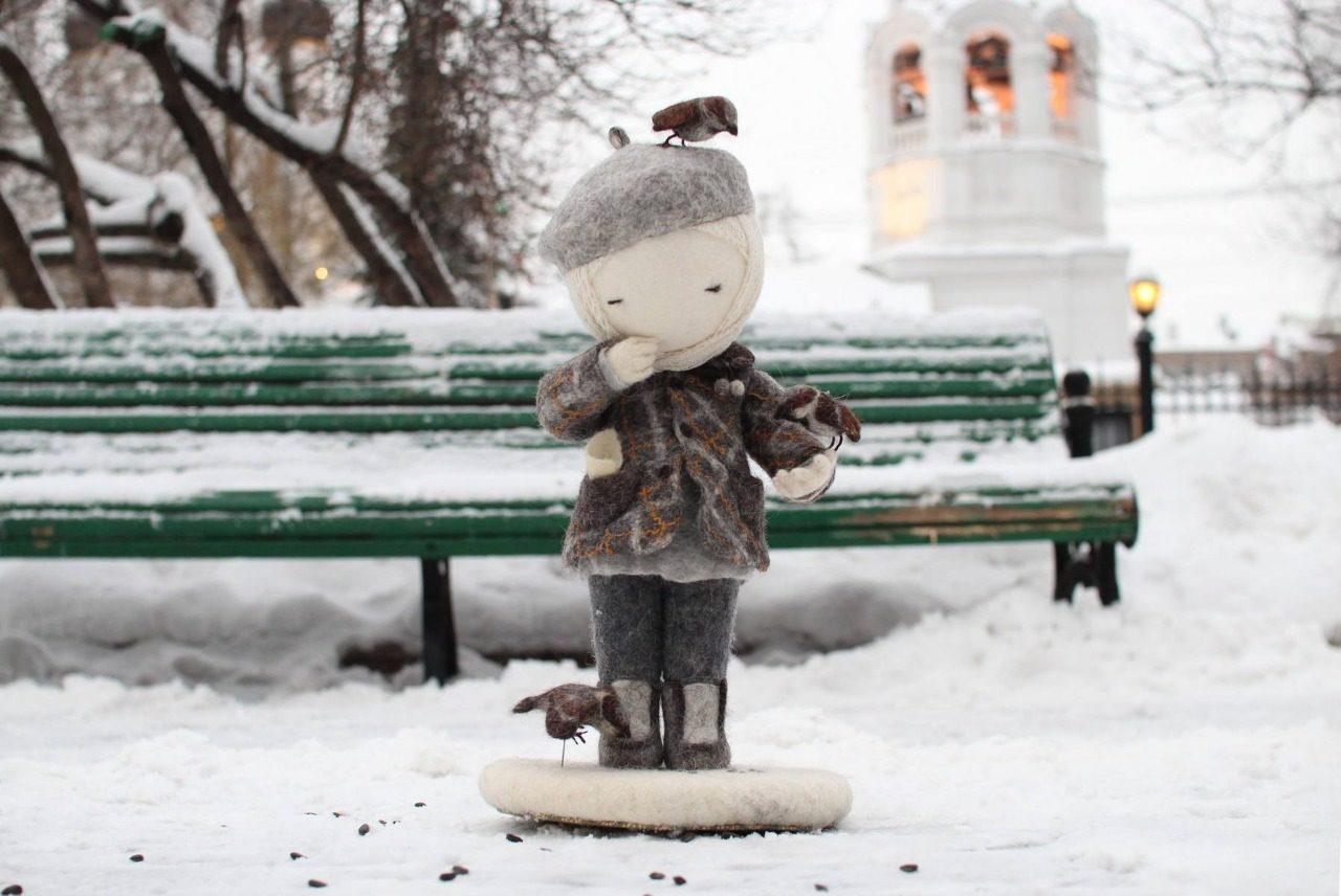 Выставка «Притяжение зимы» в Галерее Елены Громовой – события на сайте «Московские Сезоны»
