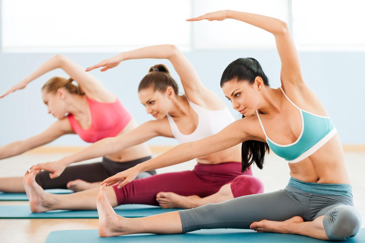 Занятие «Фитнес для женщин» в спортклубе «Monastic» – события на сайте «Московские Сезоны»