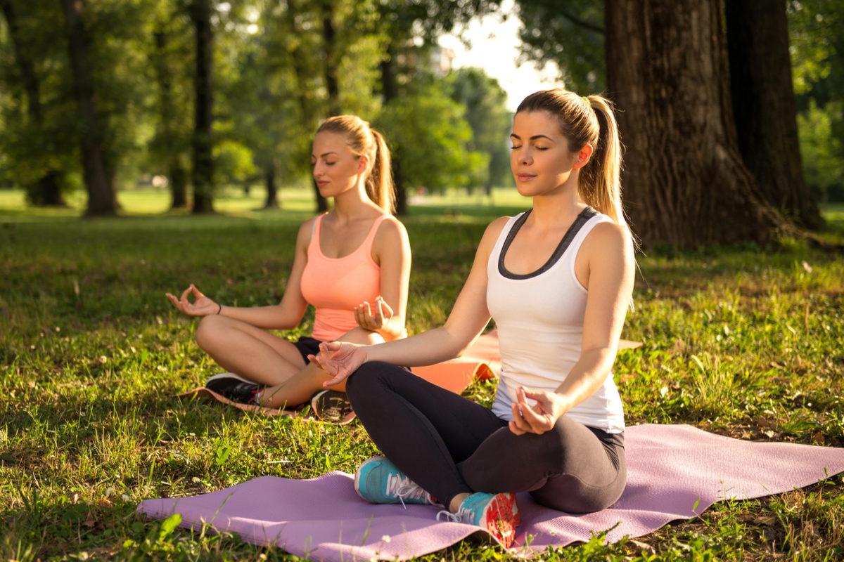 Занятие по йоге в библиотеке № 154 – события на сайте «Московские Сезоны»