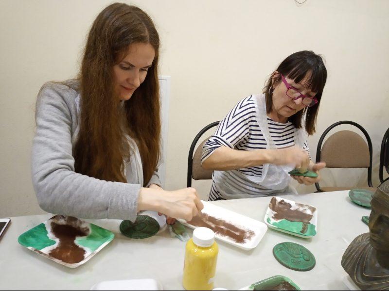 Программа «Волонтерская мастерская» в Культурном центре «Новый Акрополь» – события на сайте «Московские Сезоны»