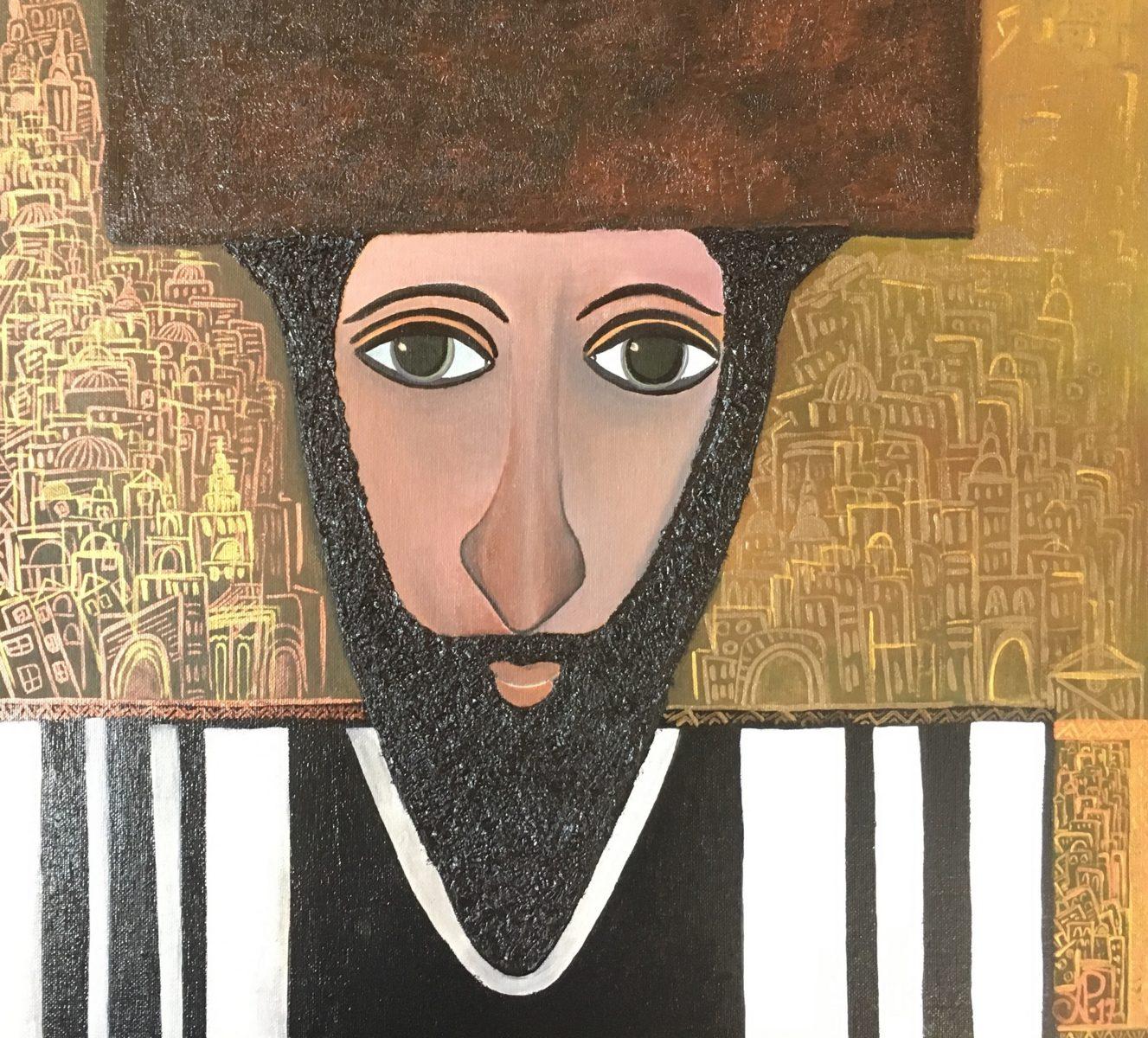 Арт-проект «Евреи... Города... Страны...» в галерее искусств НИКО – события на сайте «Московские Сезоны»