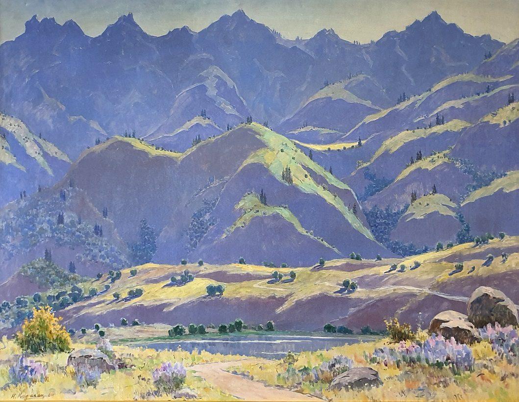 Выставка «Николай Карахан» в музее Востока – события на сайте «Московские Сезоны»