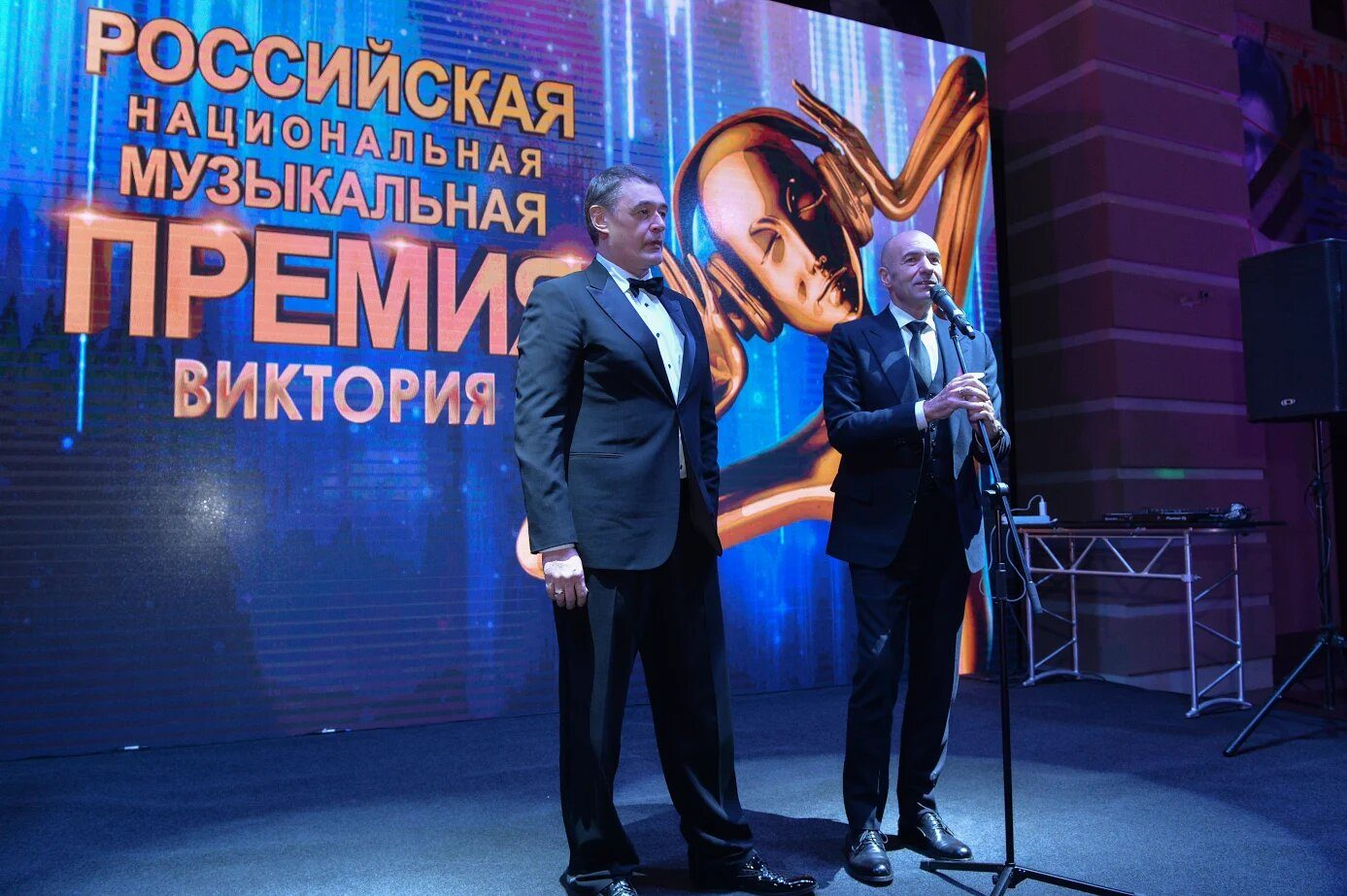 Национальная музыкальная премия «Виктория-2019» – события на сайте «Московские Сезоны»