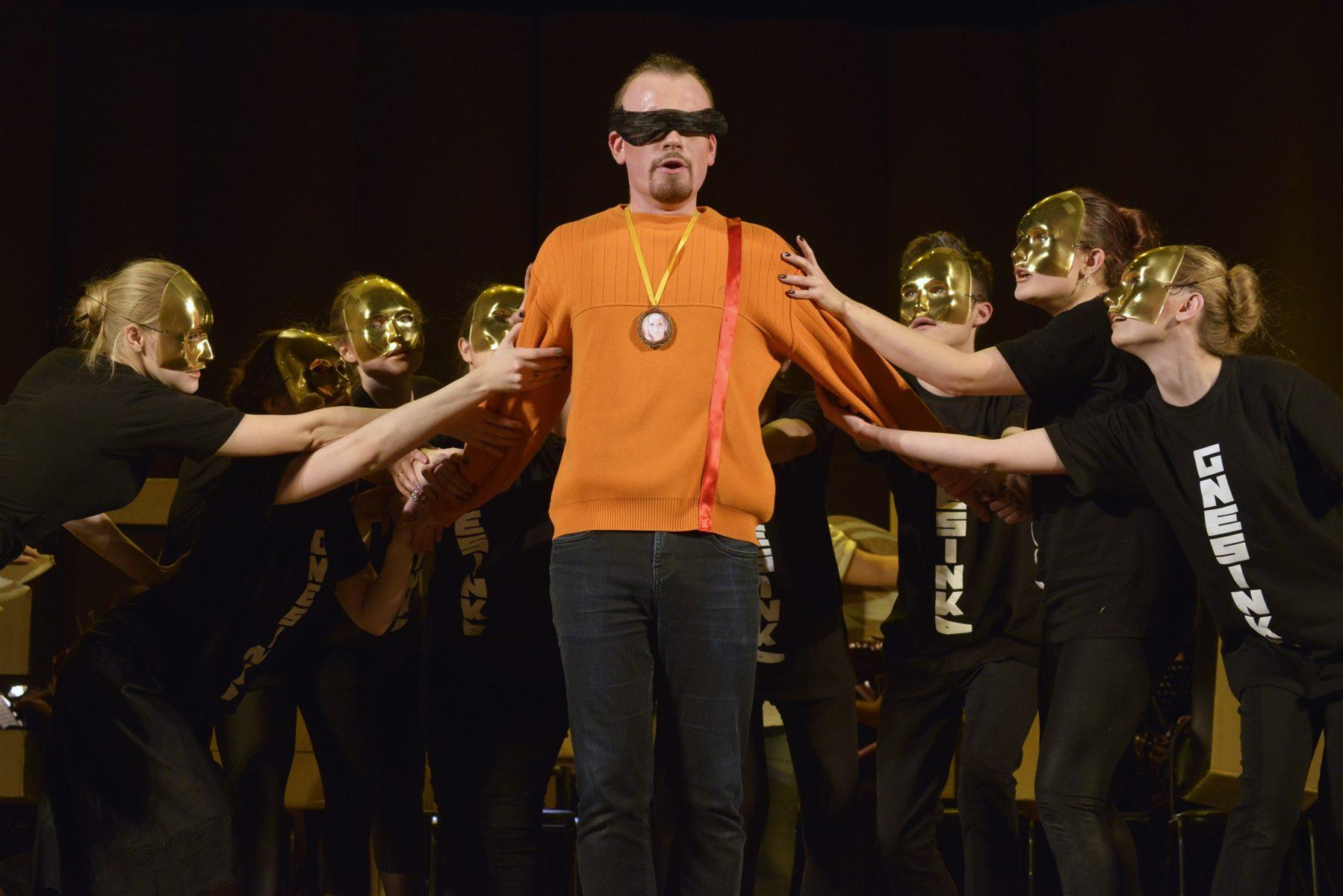 Опера «Волшебная флейта» в Концертном зале РАМ им. Гнесиных – события на сайте «Московские Сезоны»