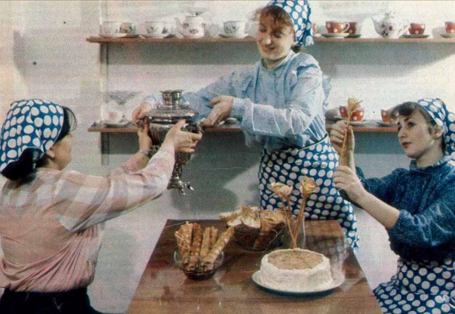 Семинар «Вкус страны Советов» – события на сайте «Московские Сезоны»