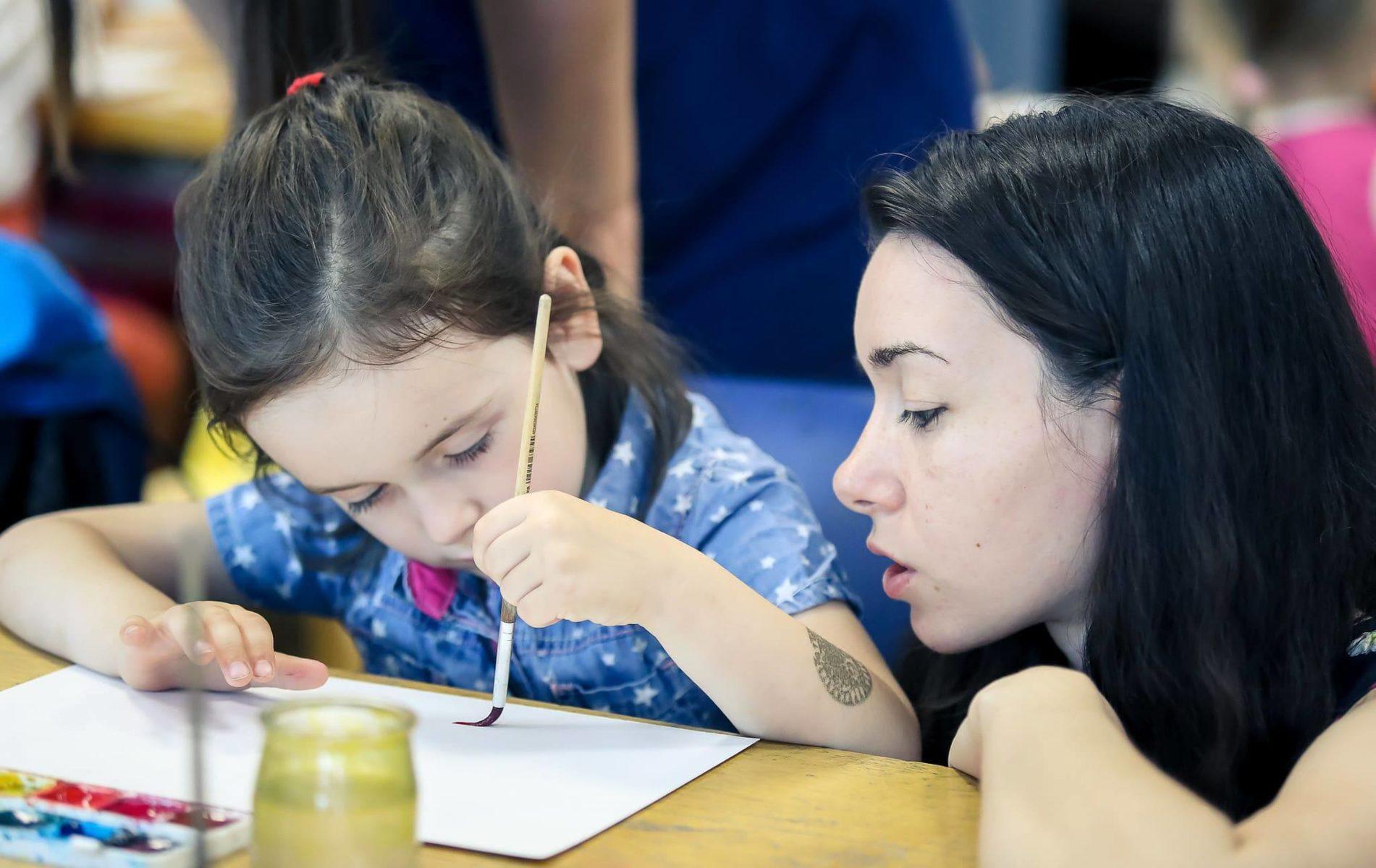 Развивающие занятия «Вместе с мамой»  в РГДБ – события на сайте «Московские Сезоны»