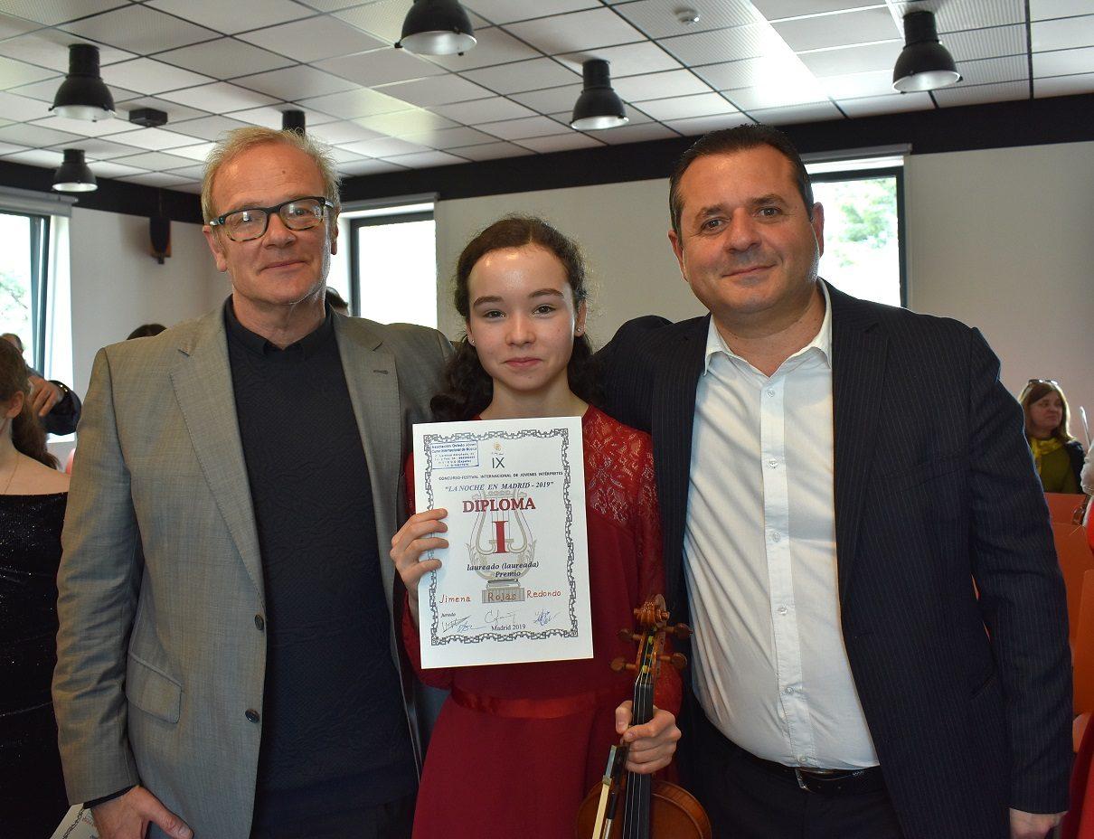 Концерт победителей IX Международного конкурса-фестиваля «Ночь в Мадриде» – события на сайте «Московские Сезоны»