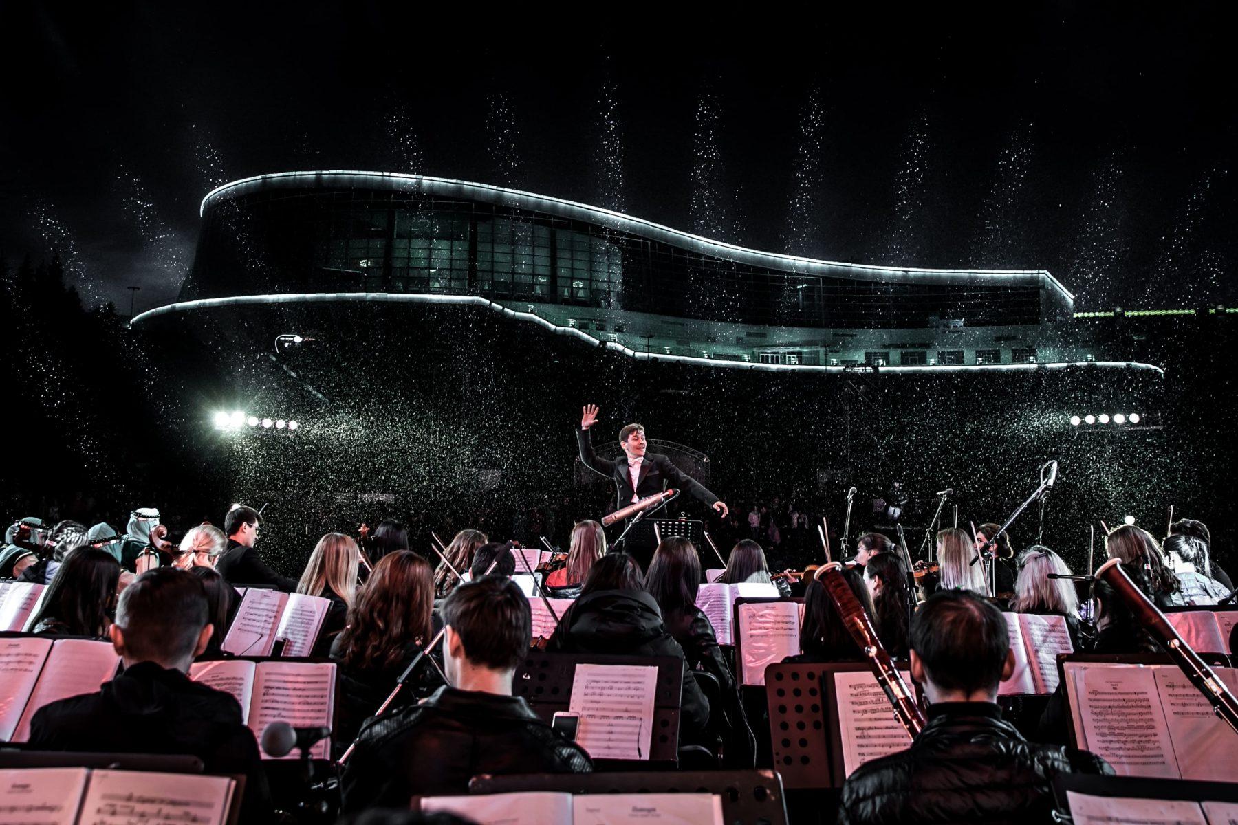 Концерт Gnesin Ethno в Гнесинке – события на сайте «Московские Сезоны»