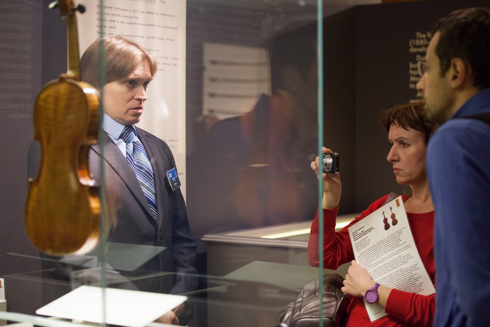 Ночь искусств в Музее музыки – события на сайте «Московские Сезоны»