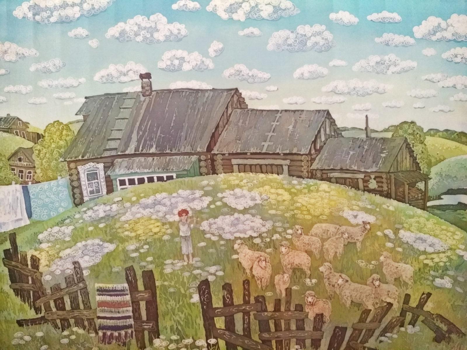 Выставка «Северная пастораль» в Дарвиновском музее – события на сайте «Московские Сезоны»