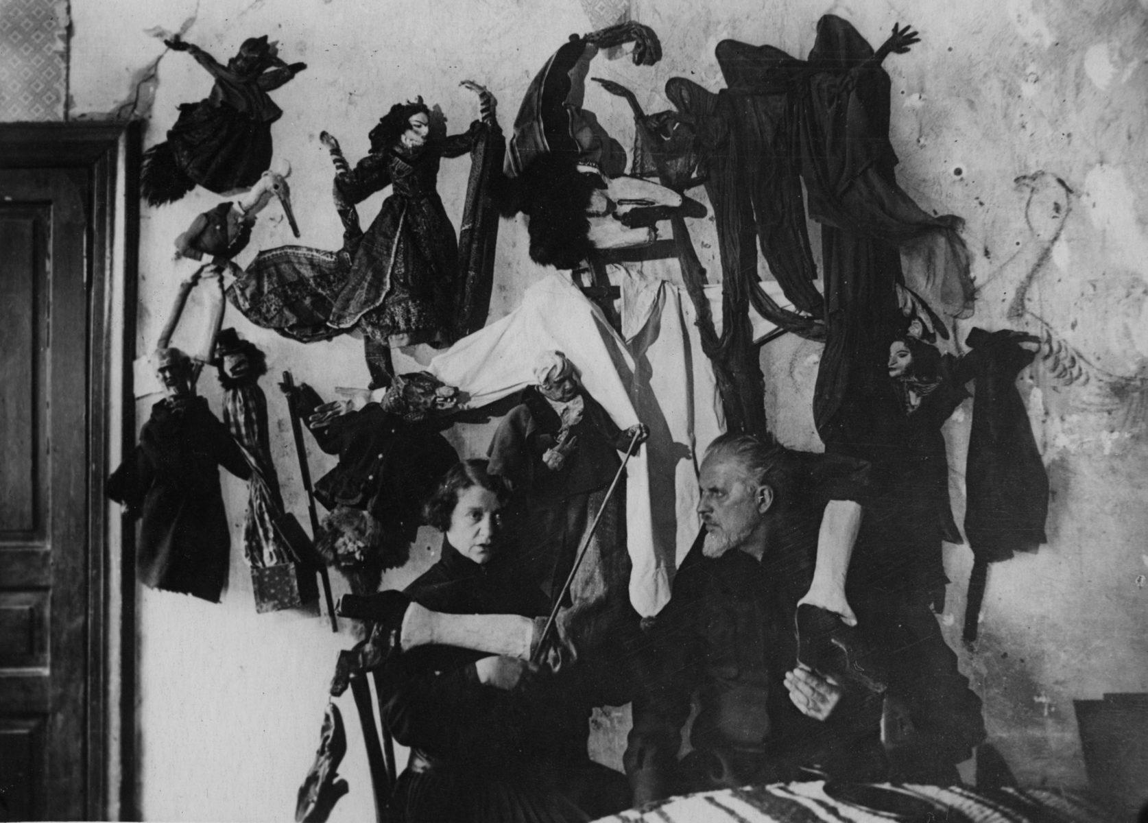 Выставка «Кукольный театр: от ритуала к развлечению» в Исторической библиотеке России – события на сайте «Московские Сезоны»