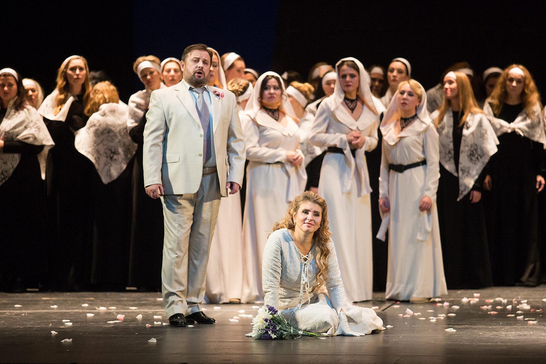 Спектакль «Лоэнгрин» в театре «Новая опера» – события на сайте «Московские Сезоны»