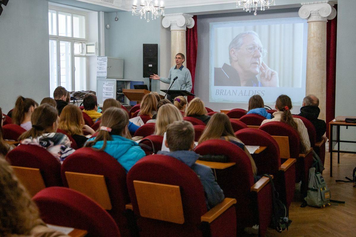 Мастер-класс «Художественный перевод – дело техники?» в Литературном инстутите – события на сайте «Московские Сезоны»
