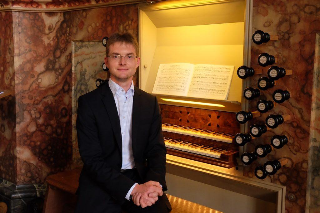 Концерт «Органисты мира: Мартин Швабенхаус» – события на сайте «Московские Сезоны»