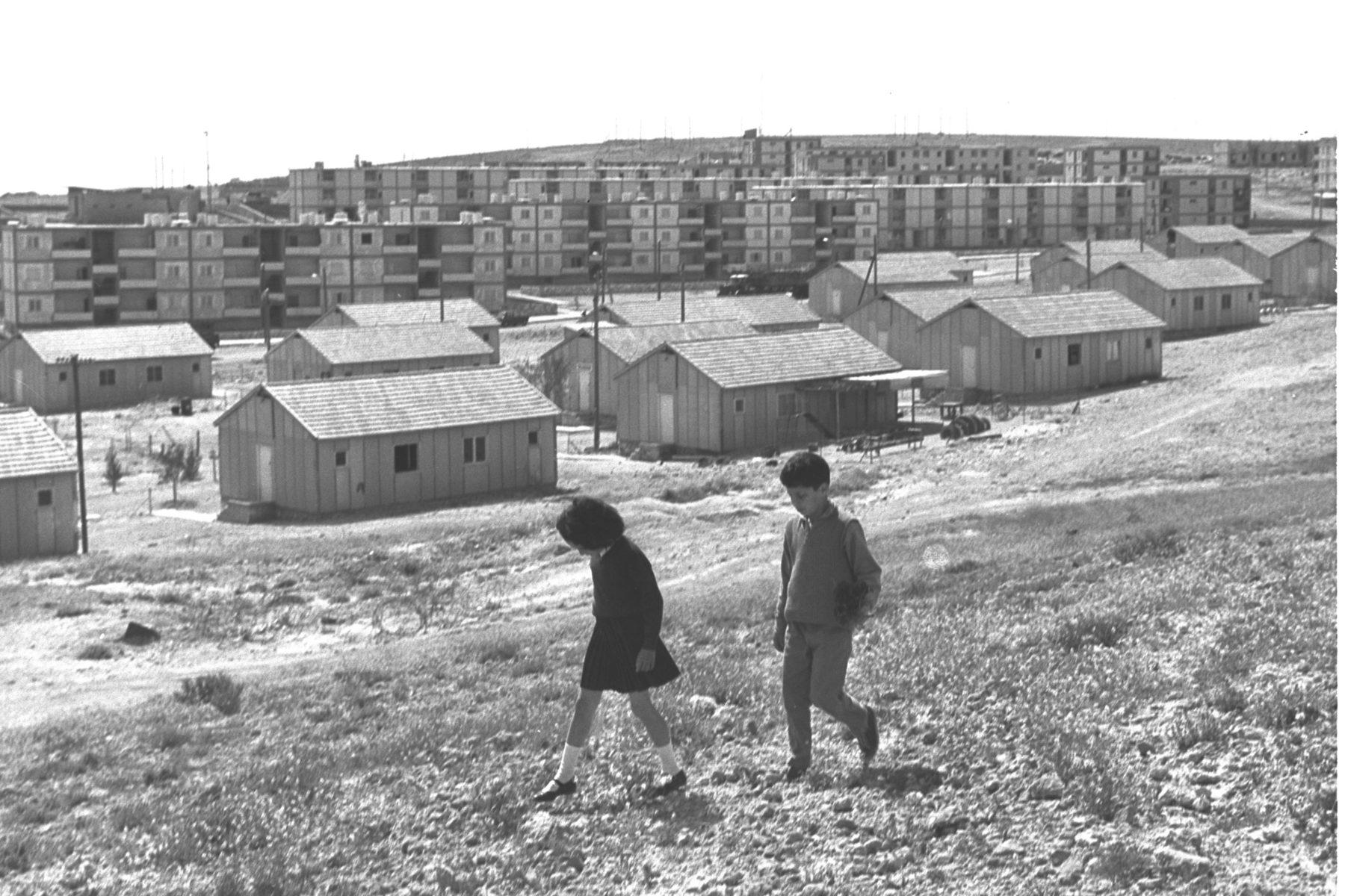 Лекция «Дом родной. Сионизм и жилищный вопрос» – события на сайте «Московские Сезоны»