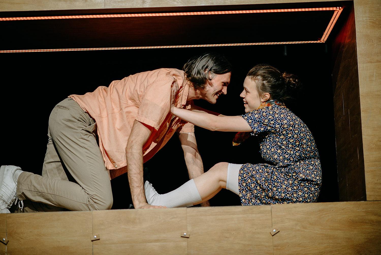 Спектакль «Любовницы» в Центре драматургии и режиссуры – события на сайте «Московские Сезоны»