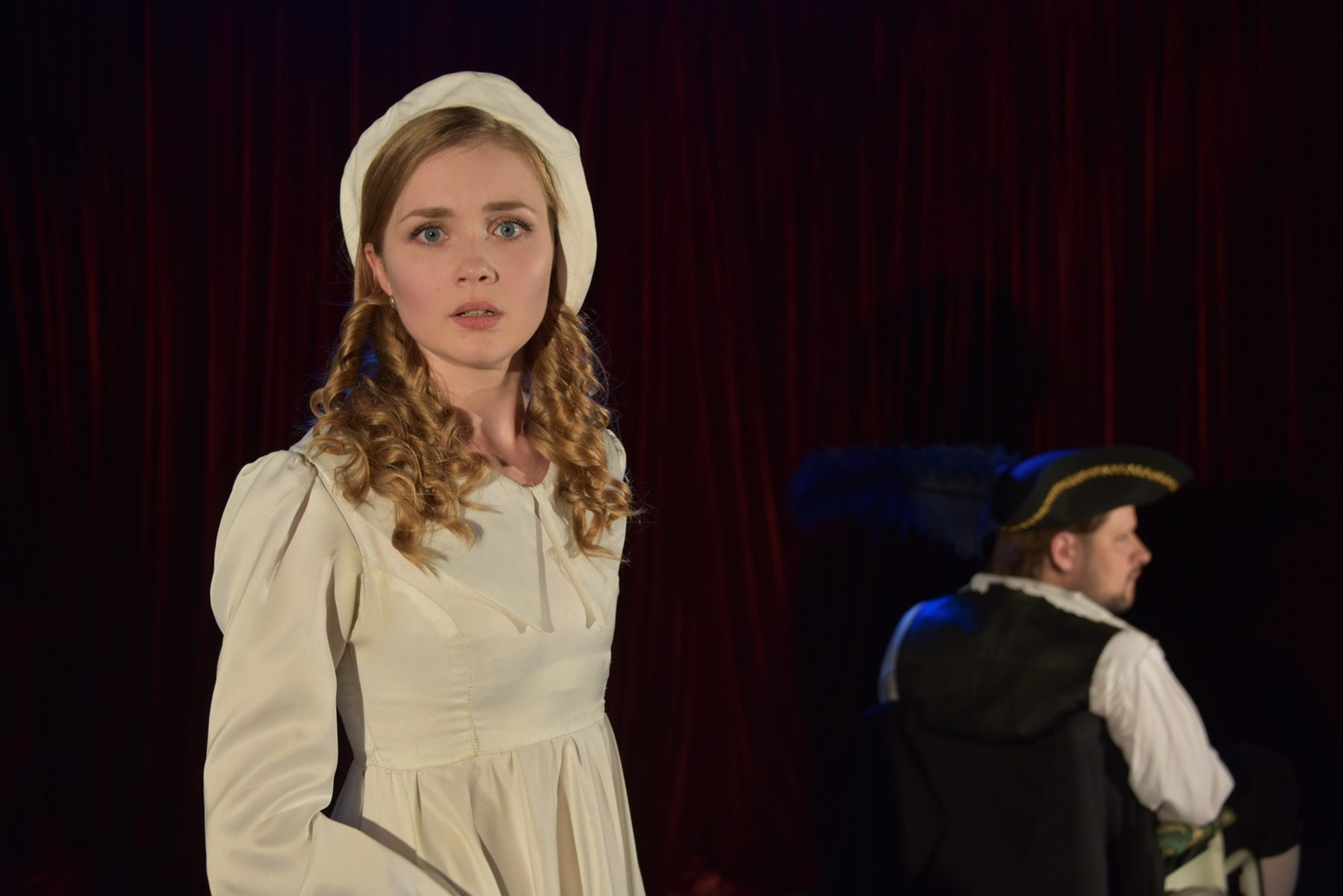 Спектакль «Уроки любви» в театре  «МОСТ» – события на сайте «Московские Сезоны»